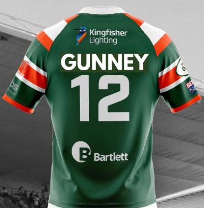 2021 Gunney Home Shirt