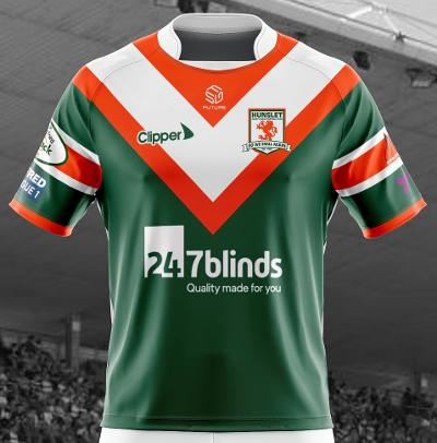 2021 Adult Replica Home Shirt