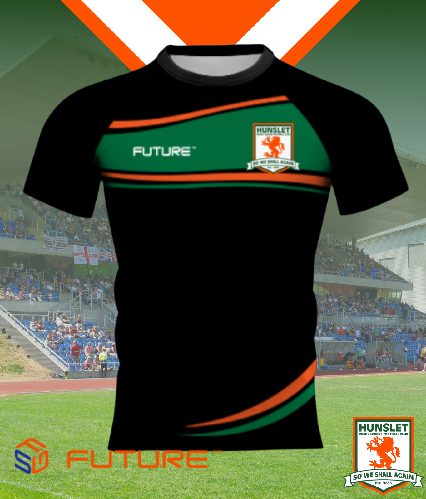 Future Training Shirt - Black