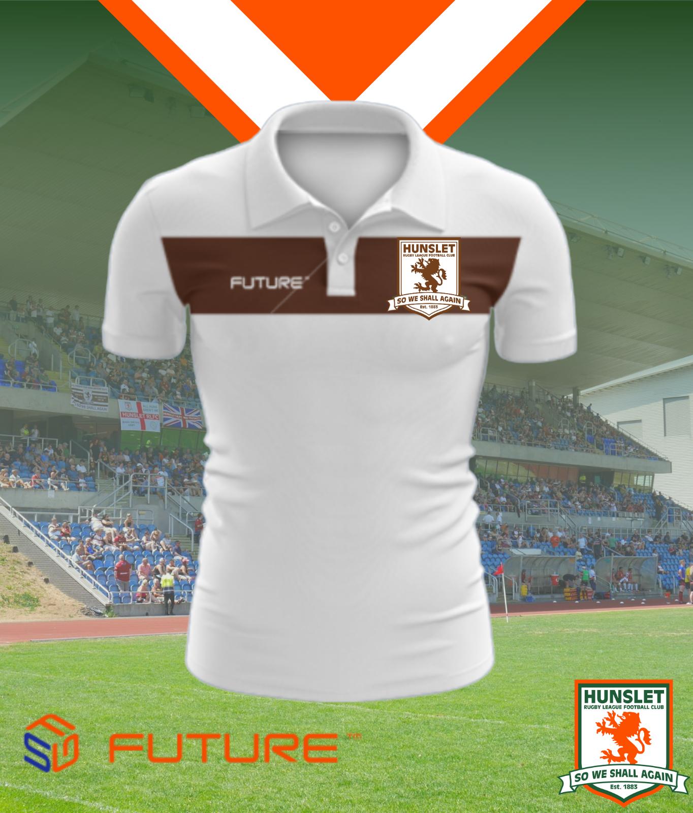 Future Polo Shirt - White